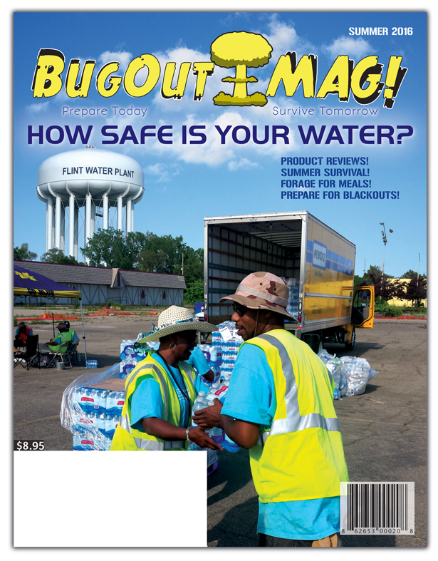 BugOut MAG! Summer 2016 issue